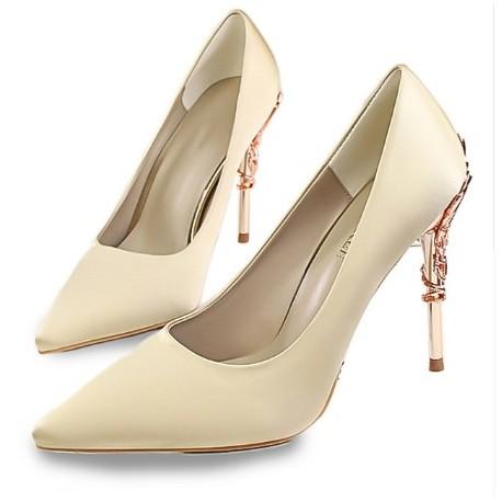 کفش کرم زنانه