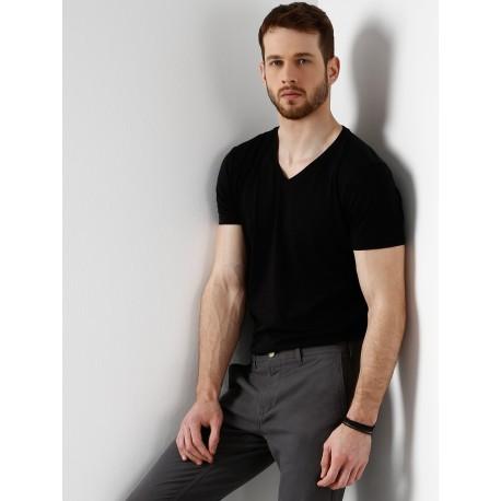 تیشرت مشکی مردانه