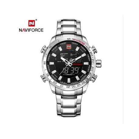 ساعت بند استیل مردانه