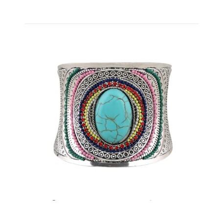دستبند طرحدار زنانه