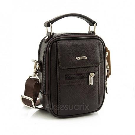 کیف قهوه ای مردانه