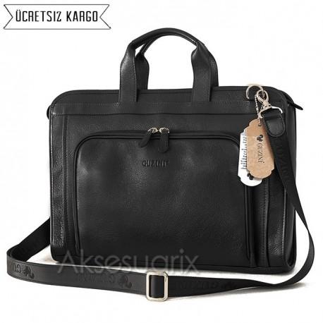 کیف مشکی مردانه