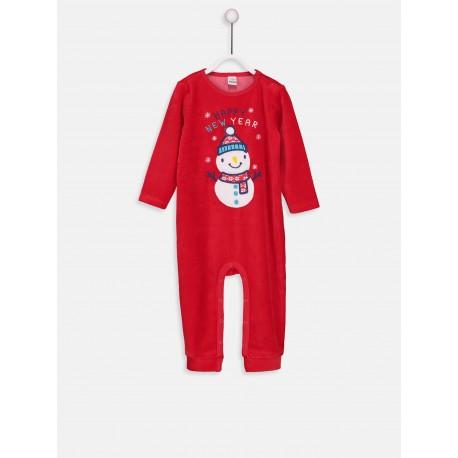 لباس بابانوءل پسرانه