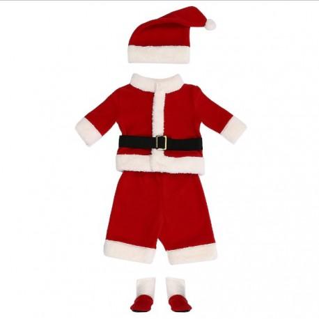ست لباس بابانوءل پسرانه