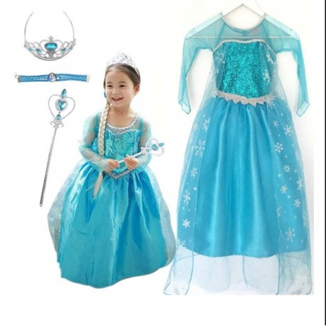 لباس السا دخترانه