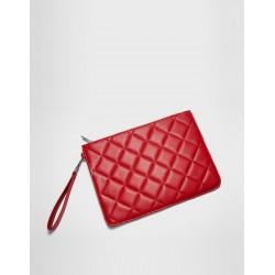 کیف دستی قرمز زنانه