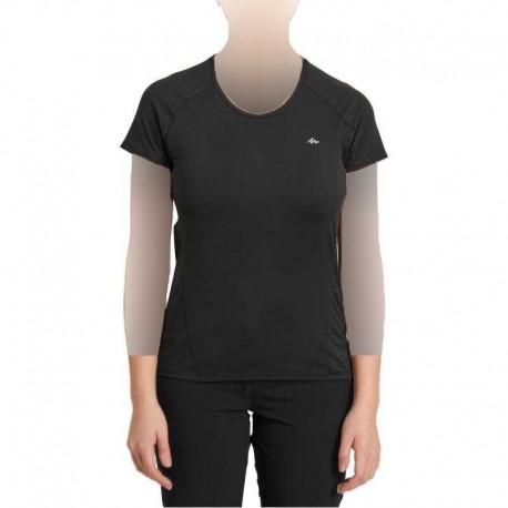 تیشرت ورزشی مشکی زنانه