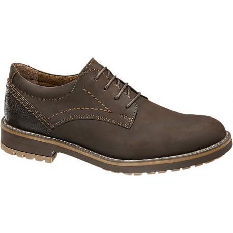 کفش قهوه ای مردانه
