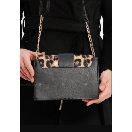 کیف پلنگی زنانه