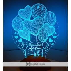 چراغ قوه LEDدار