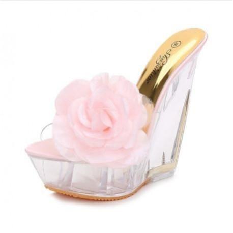 صندل گلدار زنانه