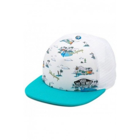 کلاه vans طرحدار مردانه