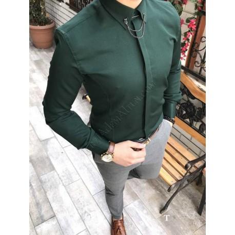 پیراهن مجلسی سبز