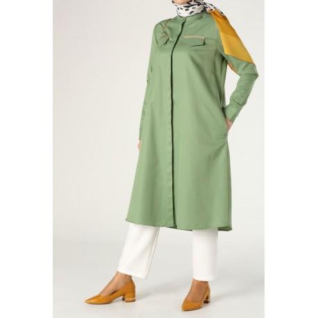 تونیک سبز زنانه
