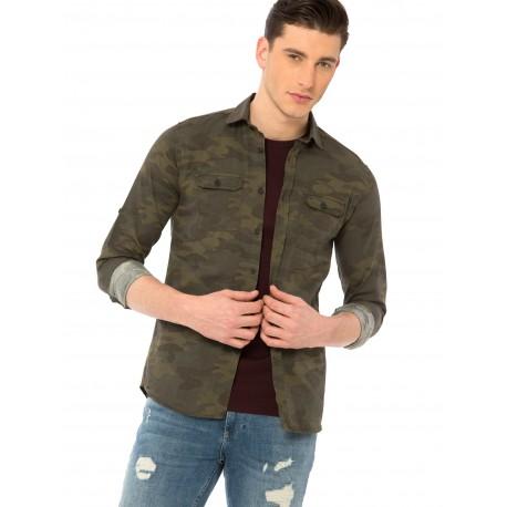 پیراهن مردانهGabardin