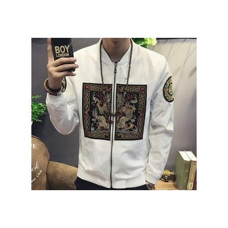 ژاکت مردانه سفید
