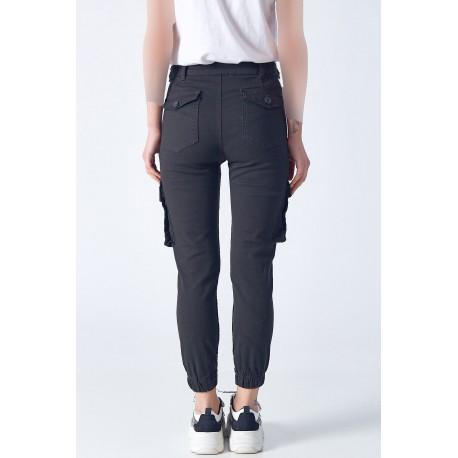 شلوار جین جذب و کوتاه برشکا زنانه