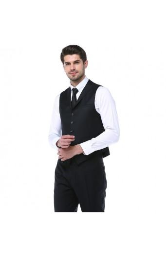 ژاکت آستین حلقه ی پشمی مردانه