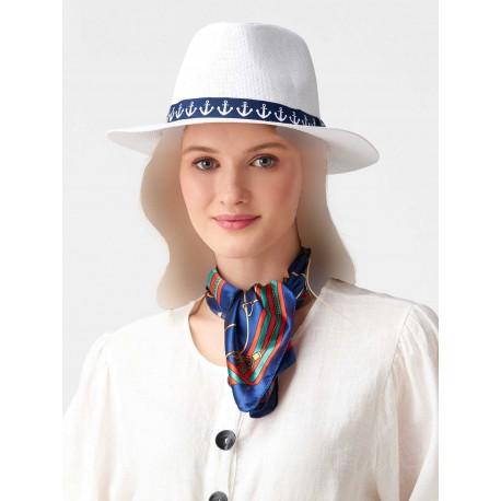 کلاه سفید اسپرت