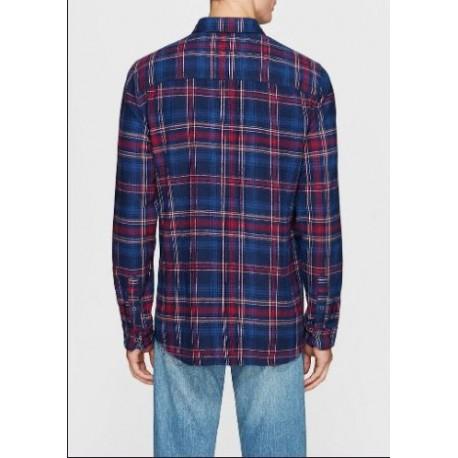 پیراهن چهارخانه مردانه جدید