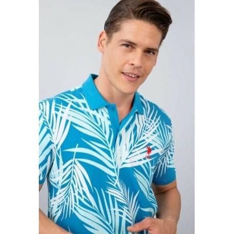 تیشرت هاوایی مردانه