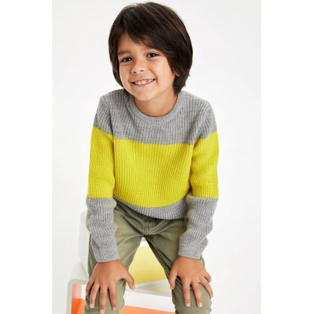 ژاکت رنگی پسرانه
