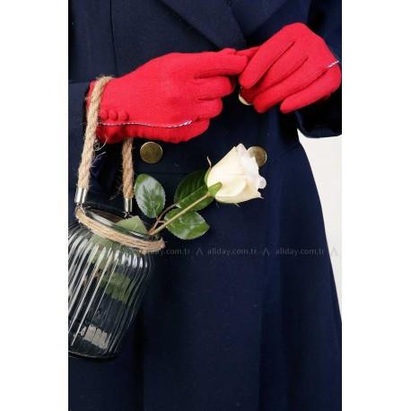 دستکش بافت زنانه
