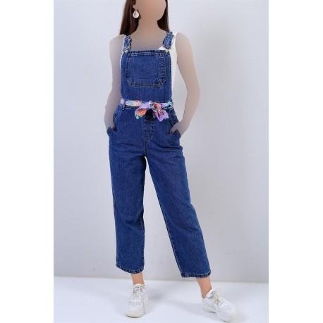 شلوار جین سرهمی زنانه