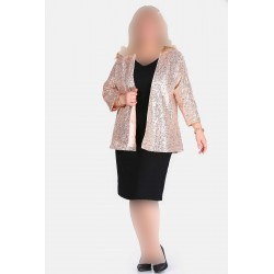 کت سایزبزرگ زنانه