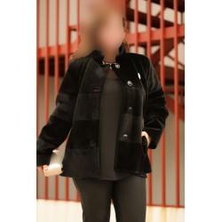 کت سایز بزرگ زنانه