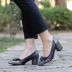 کفش پاپیون دار شیک