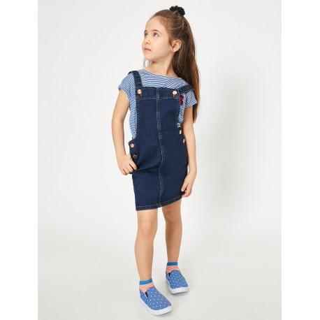 پیراهن جین دخترانه