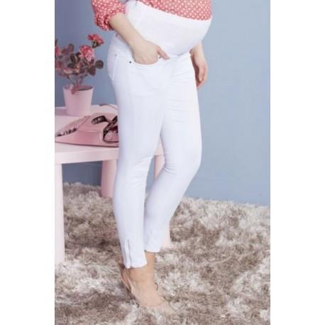 شلوار سفید بارداری