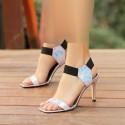 کفش پاشنه بلند طرحدار