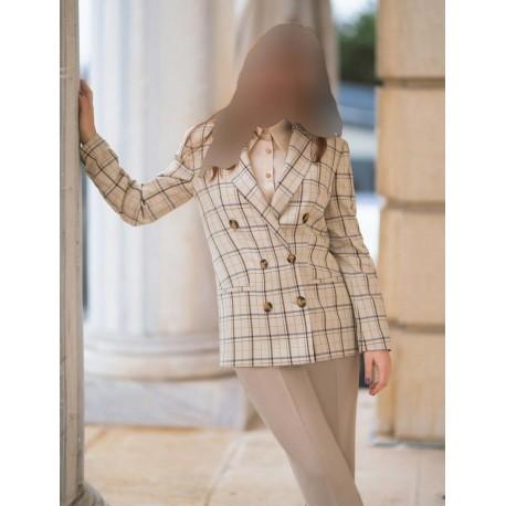 کت طرحدار زنانه