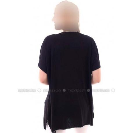 تیشرت طرحدار زنانه
