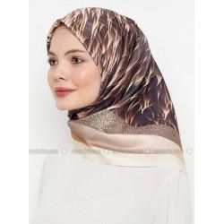 روسری طرحدار زنانه
