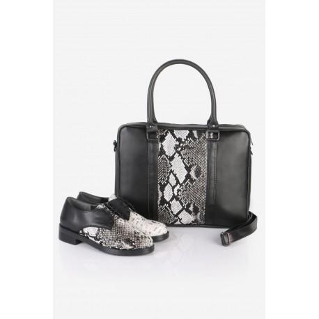 ست کیف و کفش طرحدار زنانه