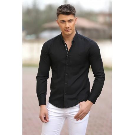 پیراهن مردانه مشکی