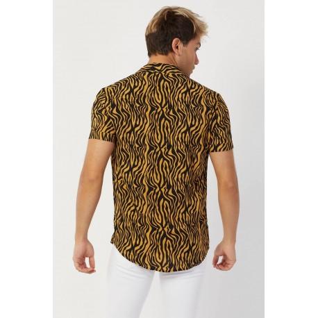 پیراهن طرحدار مردانه