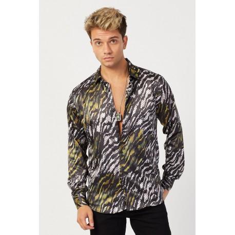 پیراهن طرحدار تابستانی