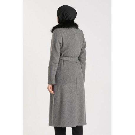 پالتوی بلند زنانه