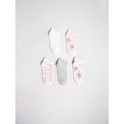 5 جفت جوراب زنانه