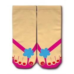 جوراب طرحدار زنانه