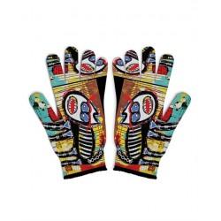 دستکش طرحدار زنانه