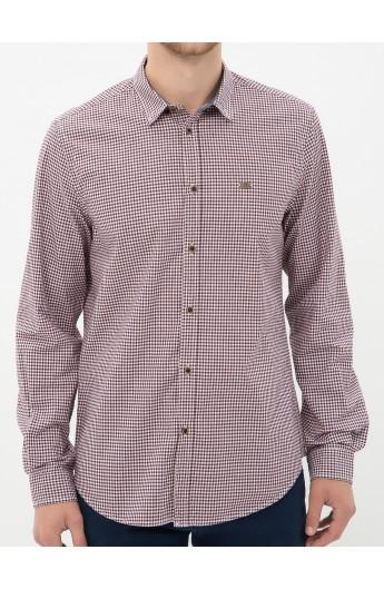 پیراهن چهار خونه مردانه