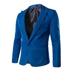 کت تک دکمه مردانه