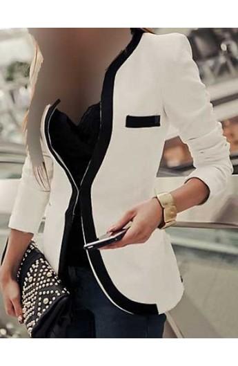 کت تک دکمه زنانه