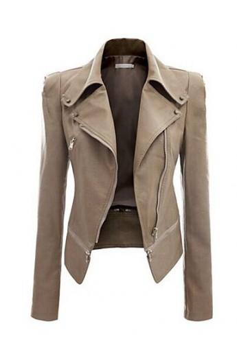 کت تک زیپ دار زنانه