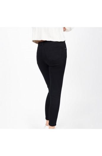 شلوار جین طرحدار زنانه